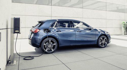 El Mercedes Clase A híbrido enchufable se venderá por 39.350 euros