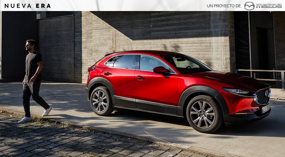 Mazda hibrido
