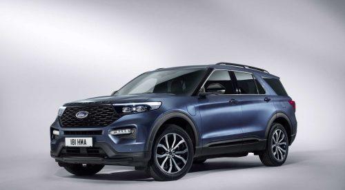 El Ford Explorer llegará a España en verano con etiqueta Cero