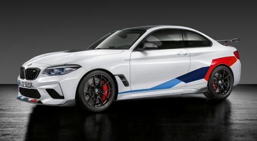 El nuevo salto de deportividad del BMW M2 Competition