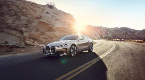 Así suena el BMW eléctrico más deportivo