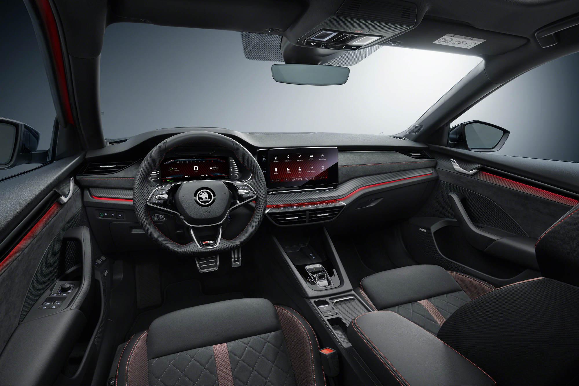 Skoda Octavia RS iV
