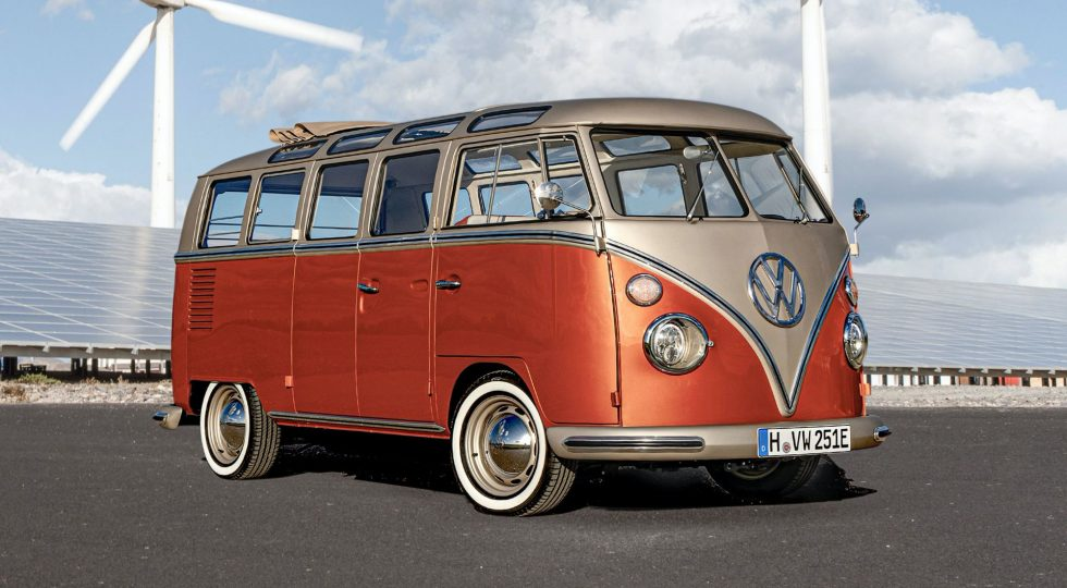 VW e Bulli