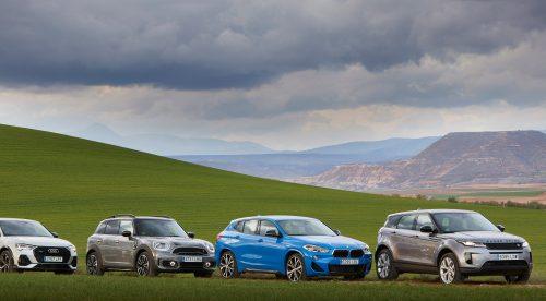 ¿Cuál es el mejor SUV compacto 'premium' del mercado?