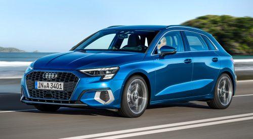 El nuevo Audi A3 tendrá versiones con etiquetas ECO y Cero