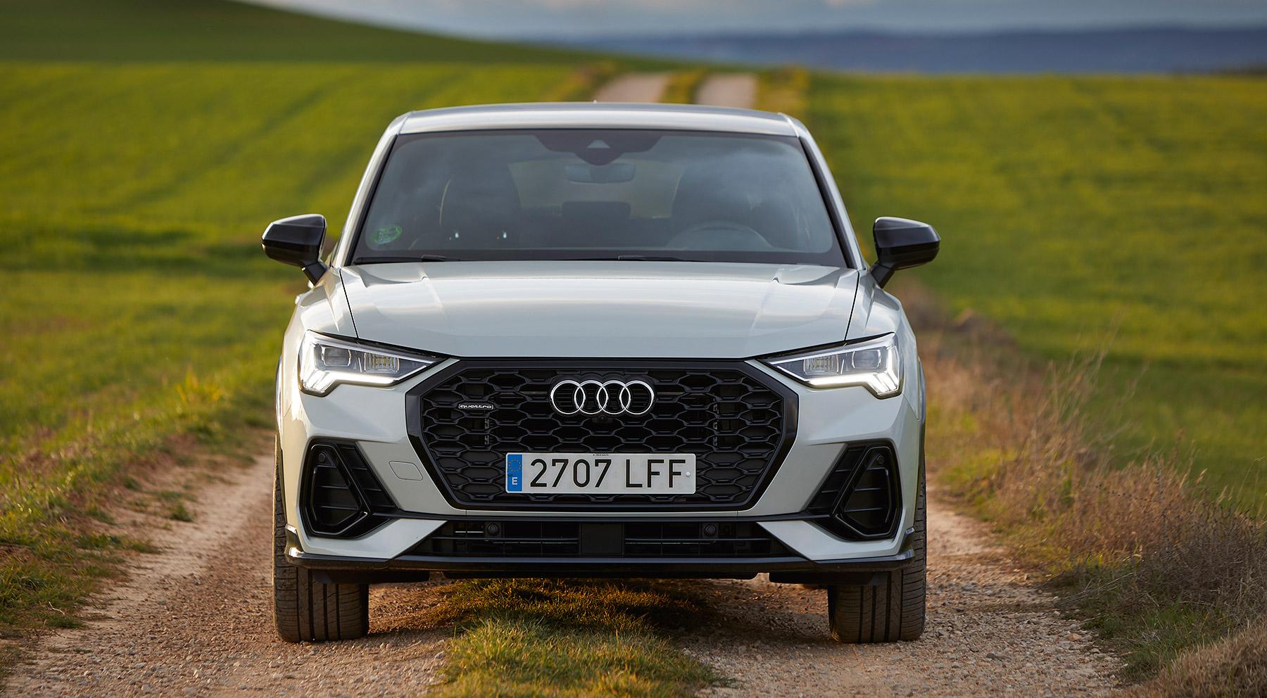 Cuatro SUV compactos 'premium': las imágenes