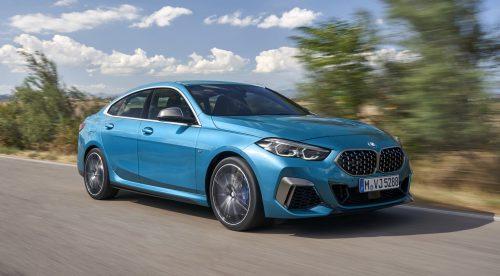 El BMW Serie 2 Gran Coupé llega para plantar cara al Mercedes CLA