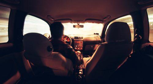 ¿Puedo conducir acompañado durante el estado de alarma?