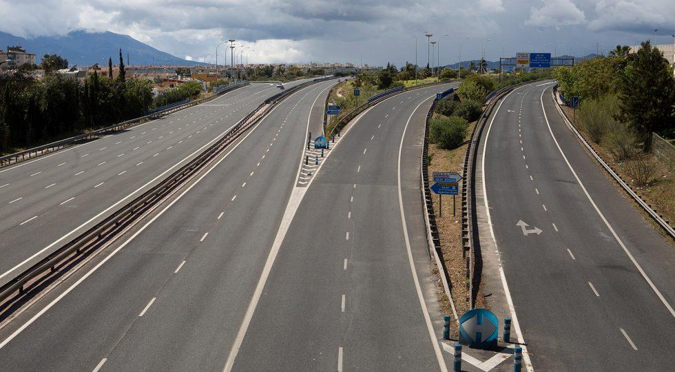 Madrid multas confinamiento