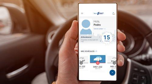 La DGT ya permite llevar el carnet de conducir en el móvil