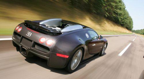 Hace 15 años que el Bugatti Veyron rompió la barrera de los 400 km/h