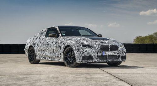El nuevo BMW Serie 4 tendrá un sistema microhíbrido de 374 CV