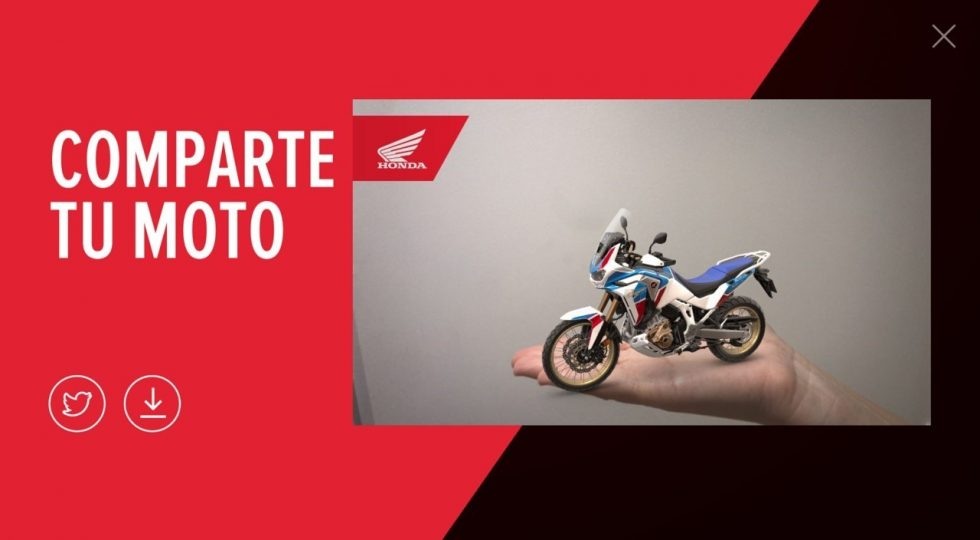 Honda Motorcycles Experience