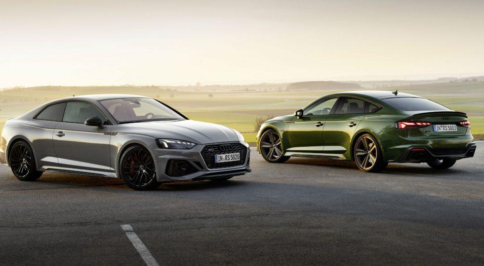 Audi RS 5 precio