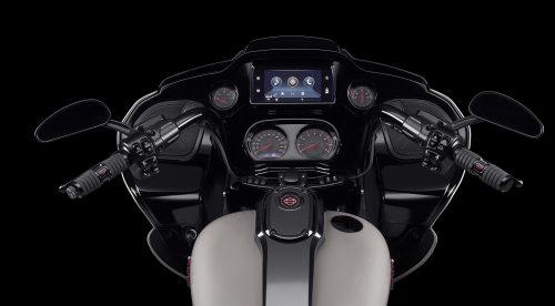 Harley-Davidson dota de mayor conectividad a sus Touring