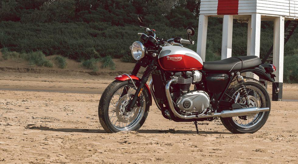 Sorteo moto Triumph