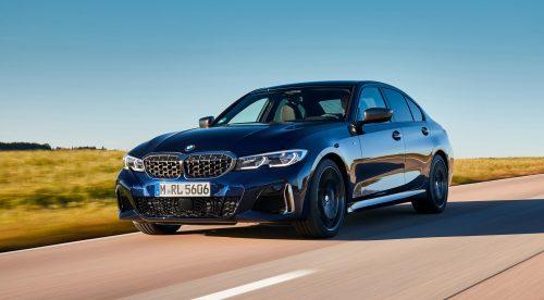 El BMW M340 xDrive combina etiqueta ECO y 340 CV
