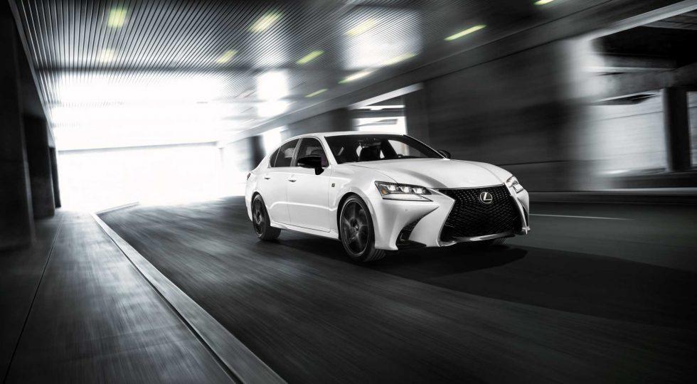 Black Line Special Edition Lexus