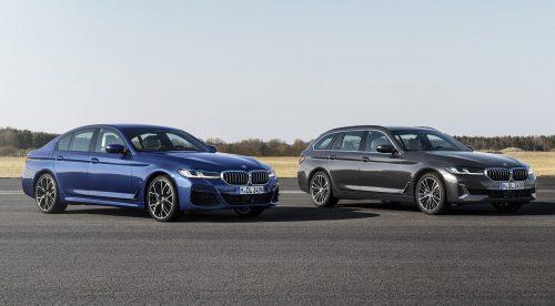 El BMW Serie 5 se actualiza y gana en eficiencia