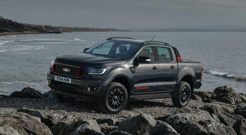 Ford solo ofrecerá 4.500 Ranger Thunder en toda Europa