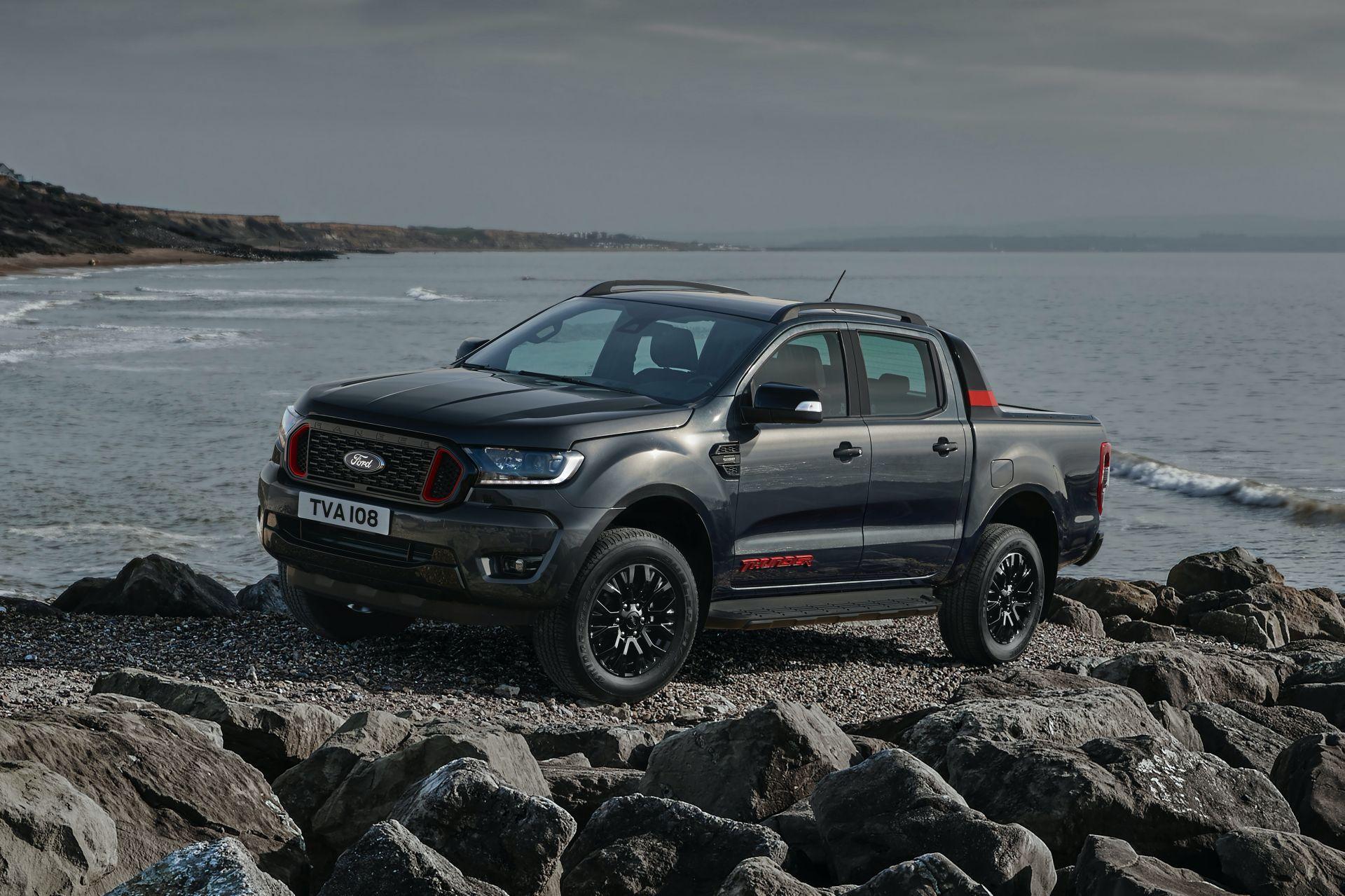 Ford sólo ofrecerá 4.500 Ranger Thunder en toda Europa   Actualidad   Motor EL PAÍS
