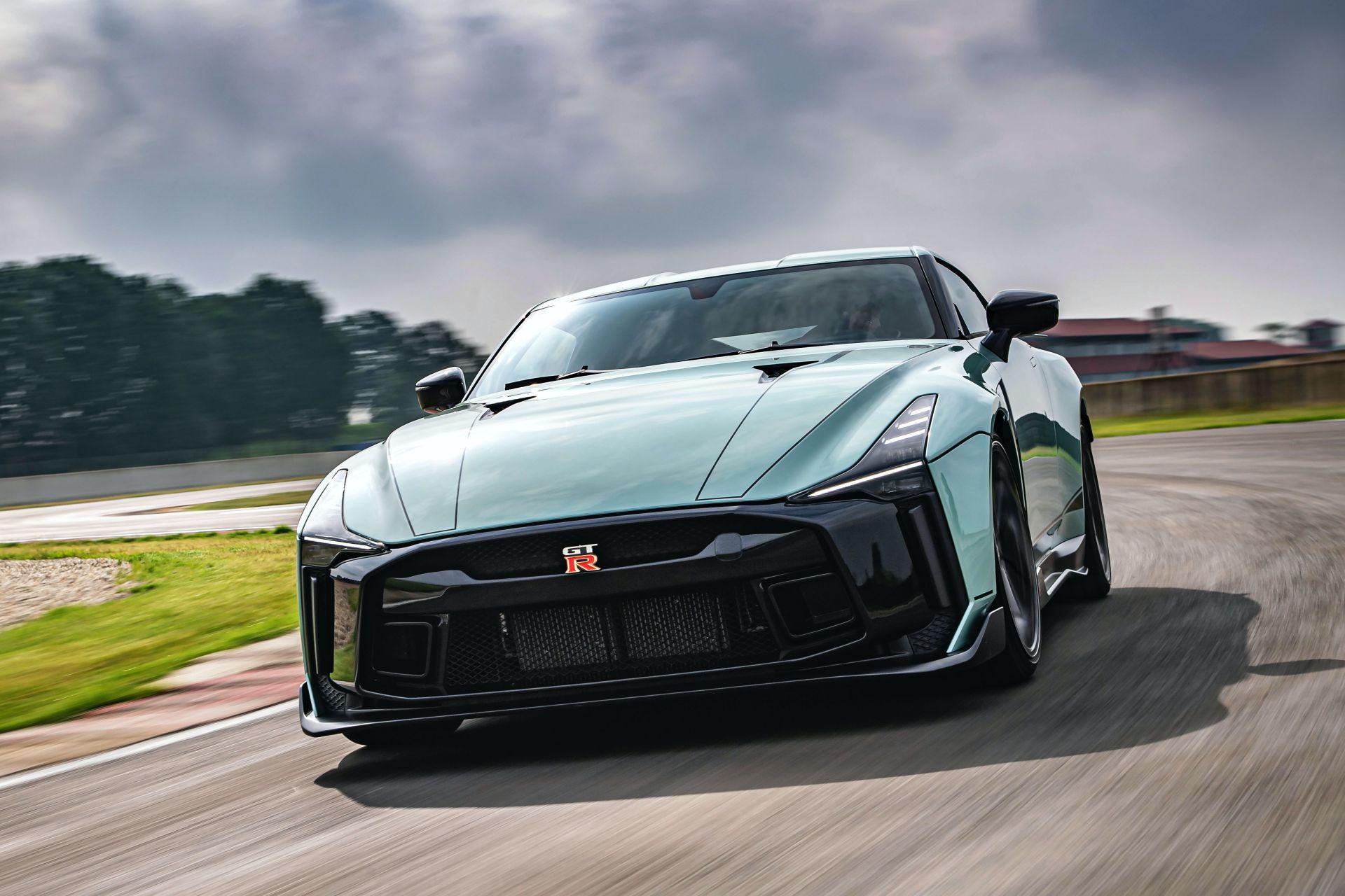 El Nissan GT-R más especial jamás fabricado   Supercoches   Motor EL PAÍS