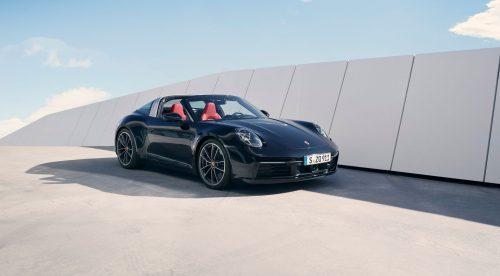 El Porsche 911 Targa recupera la esencia clásica del deportivo