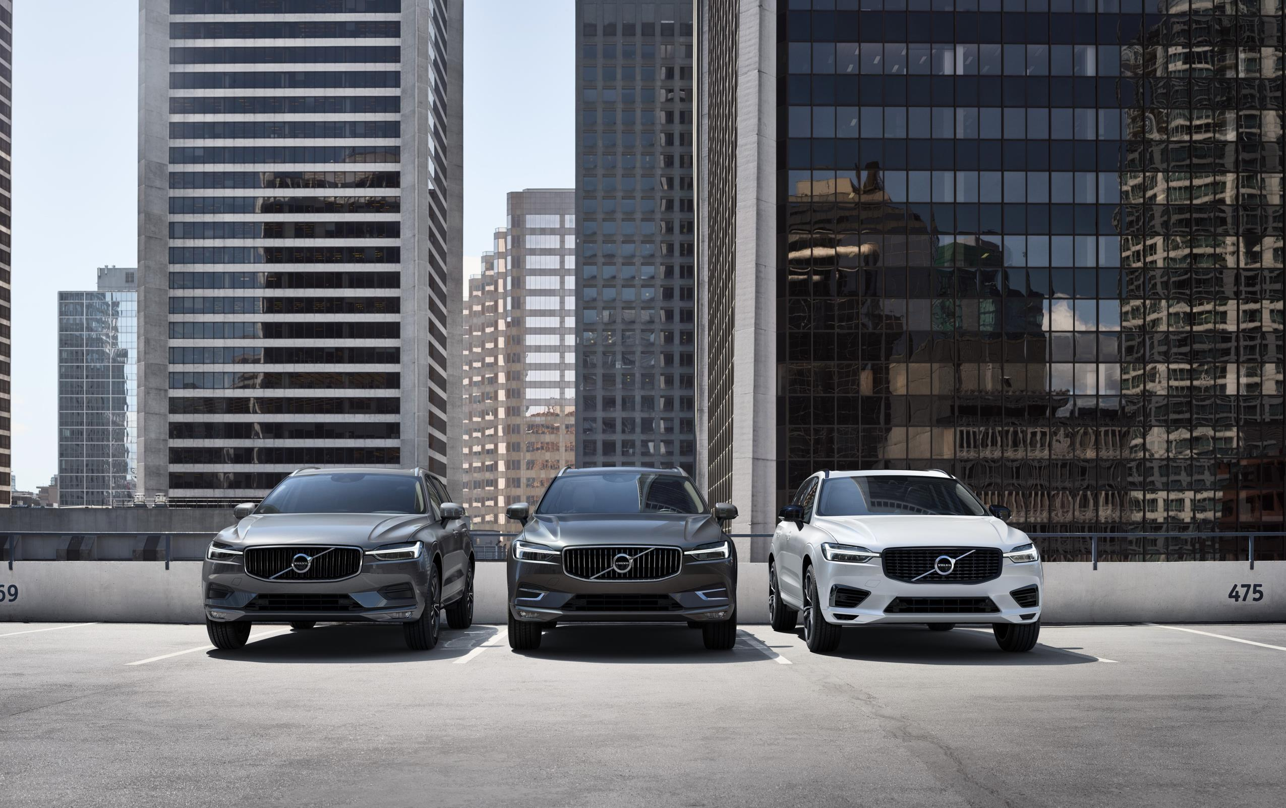 El Volvo XC60 presume de la gama de motores más completa   Actualidad   Motor EL PAÍS