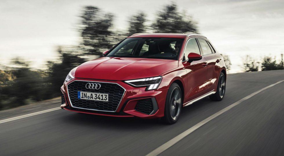 Audi A3 microhibrido