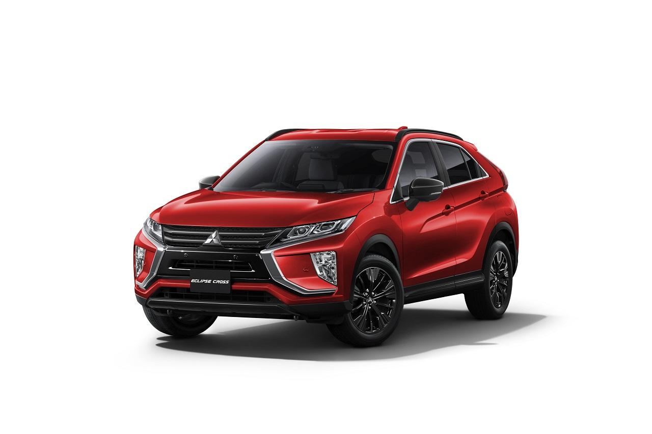 La conectividad total del Mitsubishi Eclipse Cross Black Edition   Actualidad   Motor EL PAÍS