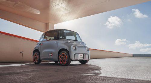 Las cuatro caras del Citroën Ami, el coche eléctrico sin carné
