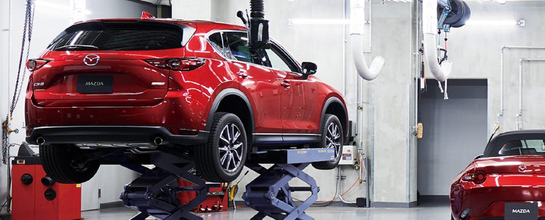 Mazda coches sanitarios