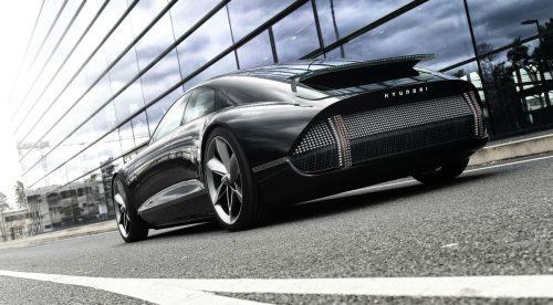 El futurista Hyundai Prophecy se muestra con todo lujo de detalles