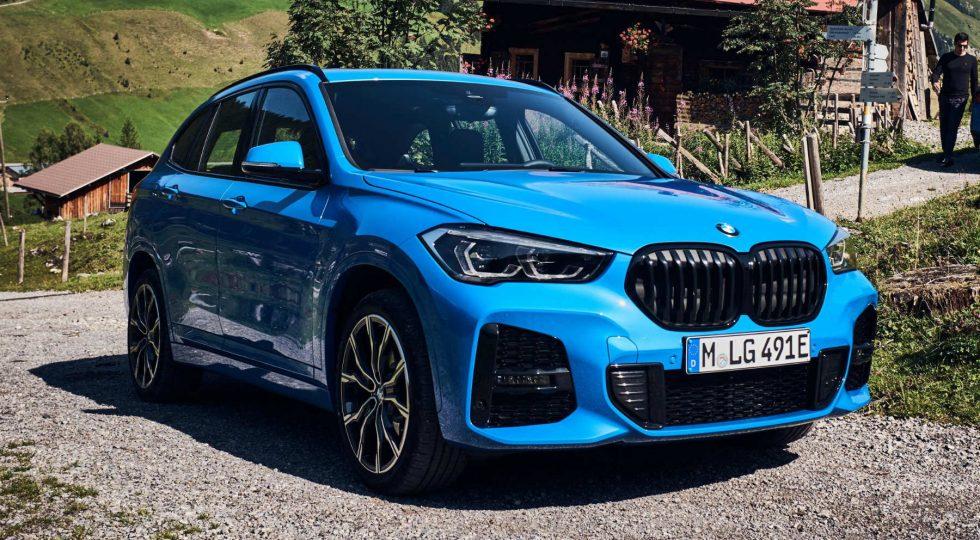 BMW X1 hibrido enchufable