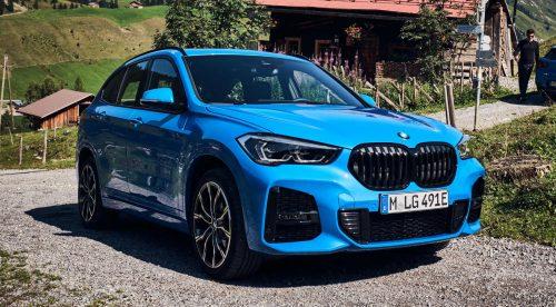 El BMW X1 híbrido enchufable cuesta 47.600 euros