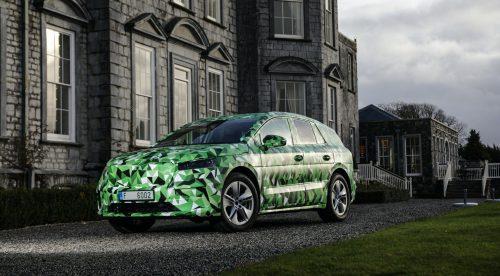 Skoda deja ver el Enyaq iV, su primer SUV eléctrico