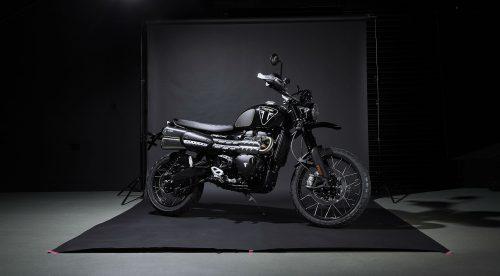Triumph presenta la nueva moto del agente 007