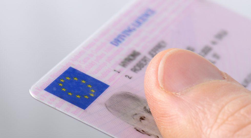 Cómo renovar el carnet de conducir durante la fase 1
