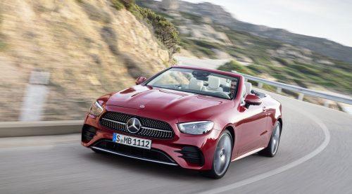 Mercedes Clase E Coupé y Cabrio, dos modelos para la diversión