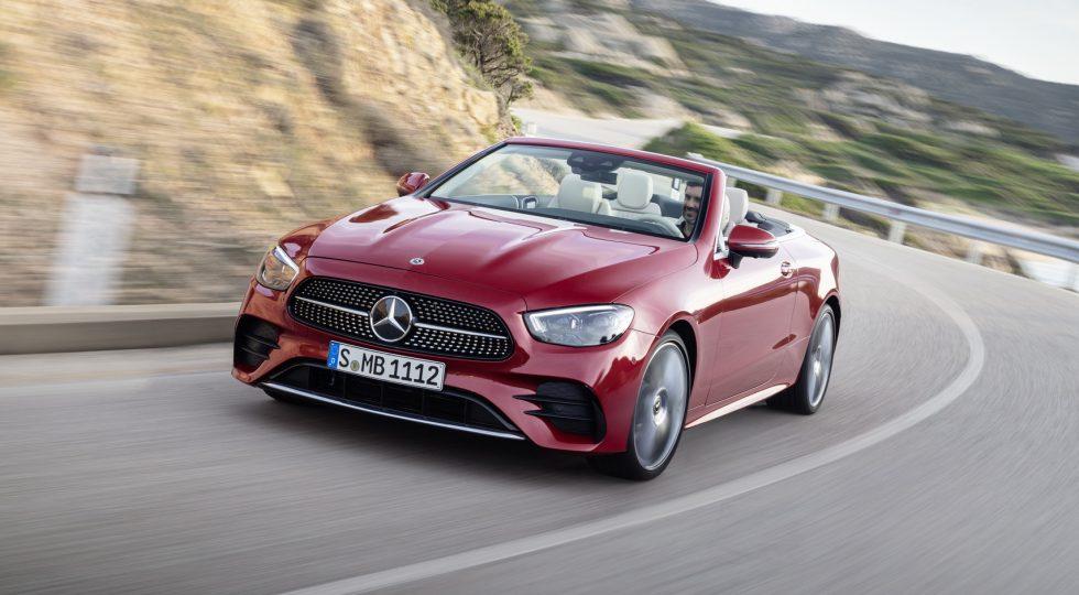 Mercedes Clase E Coupé y Cabrio