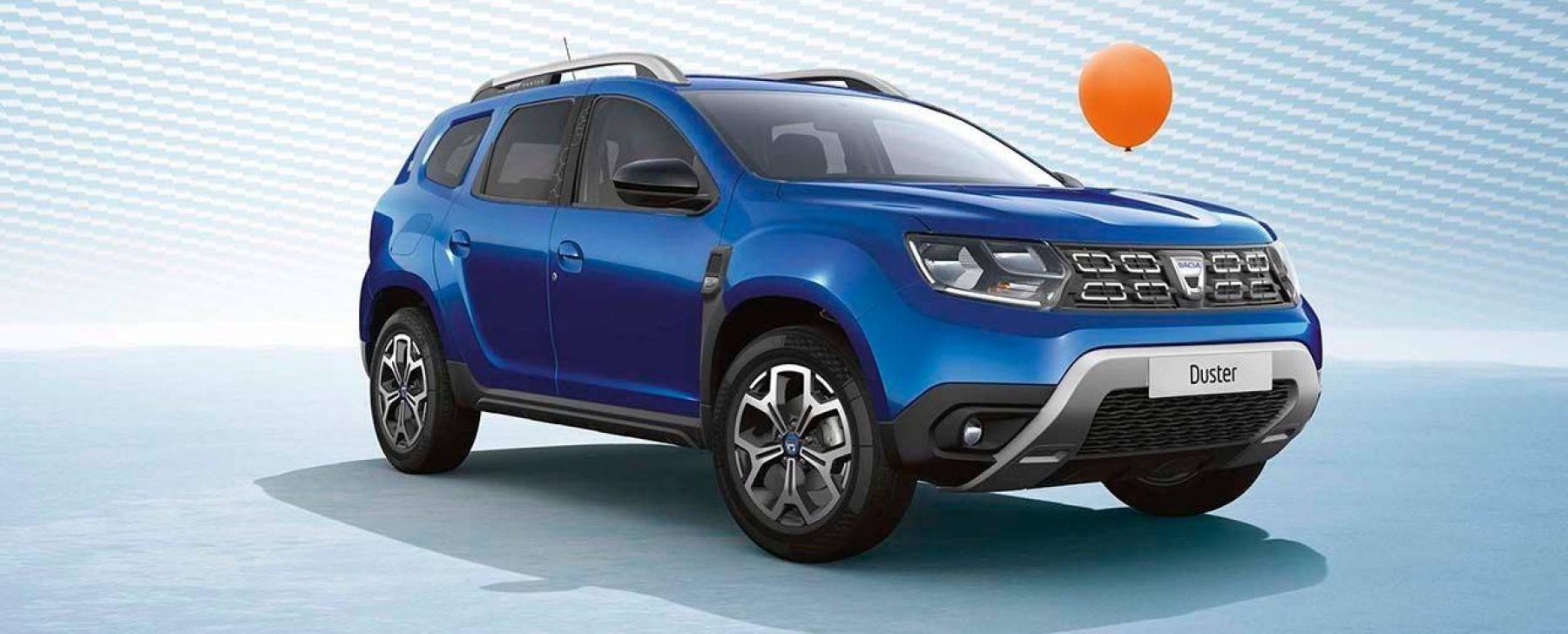 Dacia 15 aniversario