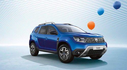 Dacia celebra sus 15 años con una edición especial