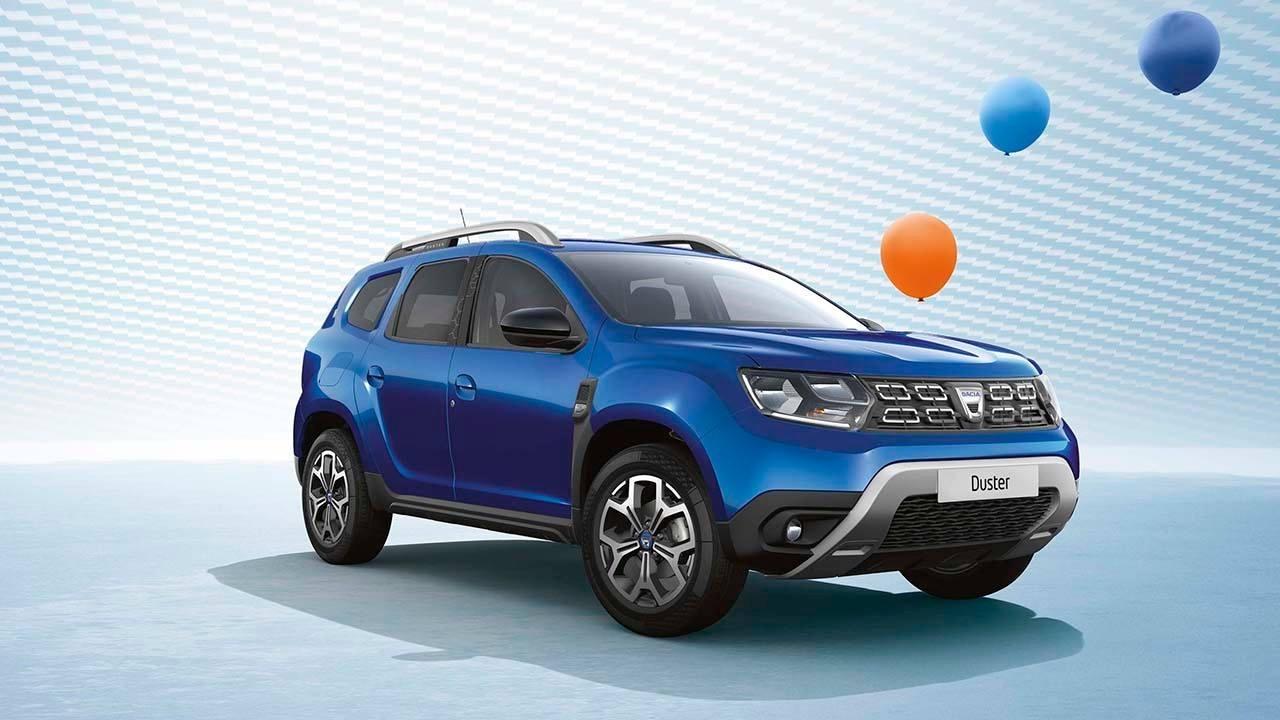 Dacia celebra sus 15 años con una edición especial   Actualidad   Motor EL PAÍS