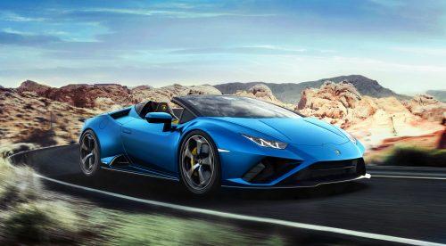 El Lamborghini Huracán RWD suma techo descapotable a sus 610 CV