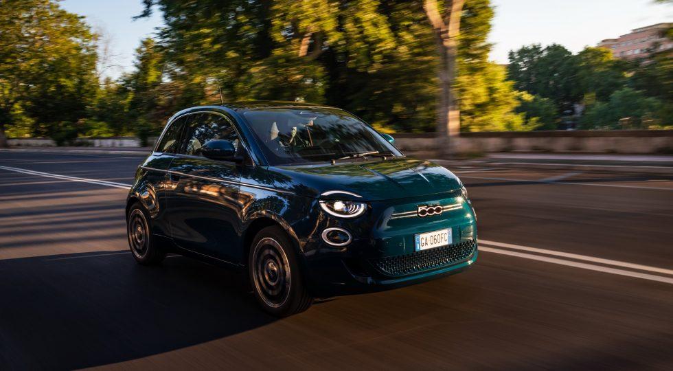 Fiat 500 La Prima precio