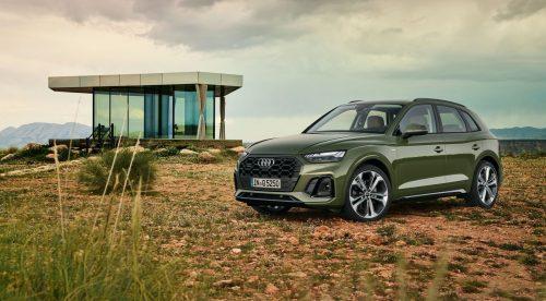 El Audi Q5 se pone al día para mantener su éxito
