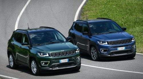 Los cambios invisibles del Jeep Compass