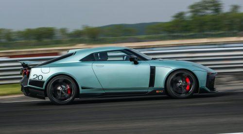 Así se mueve el Nissan GT-R del millón de euros
