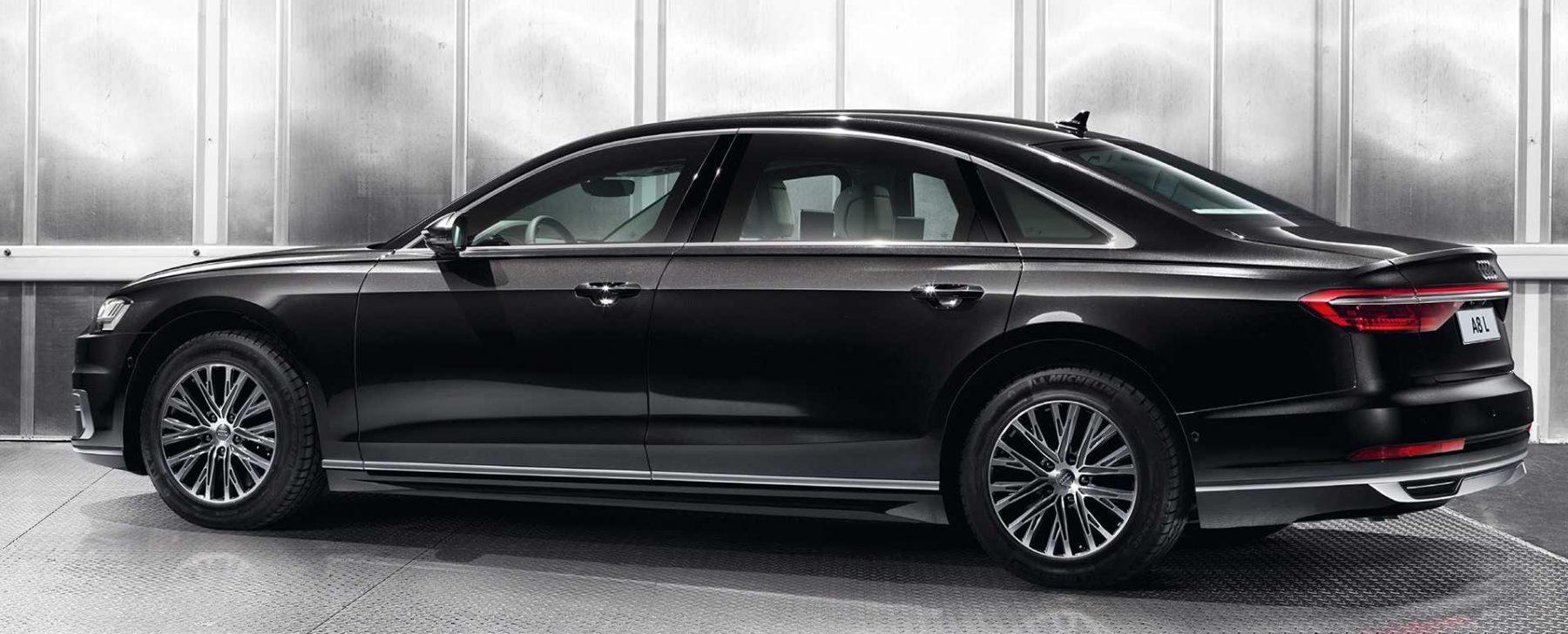 Audi A8 L Security 2020
