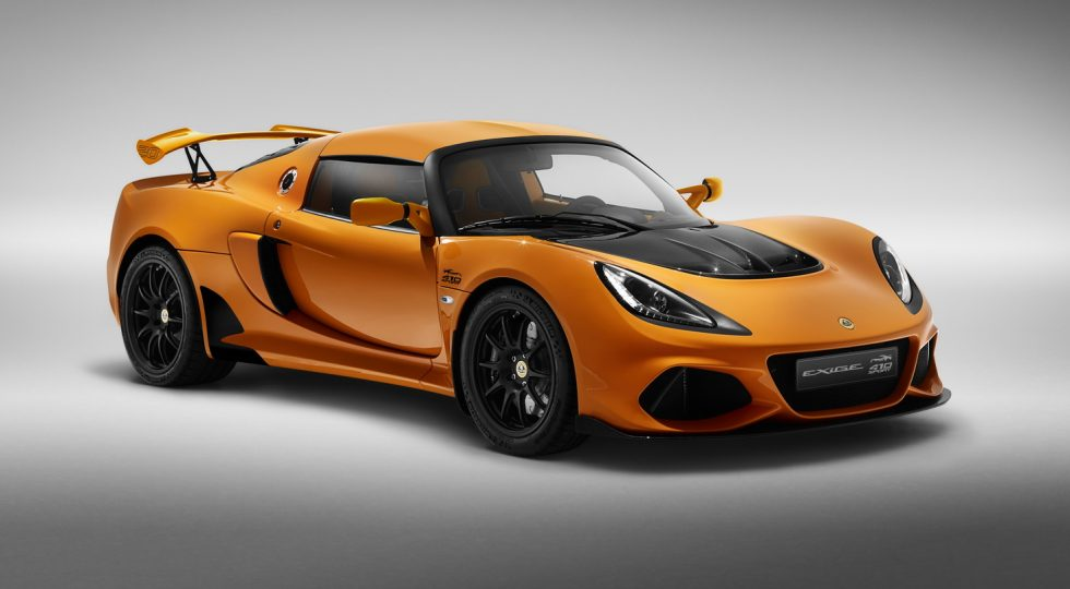 Lotus Exige Sport 410 20th Anniversary Edition